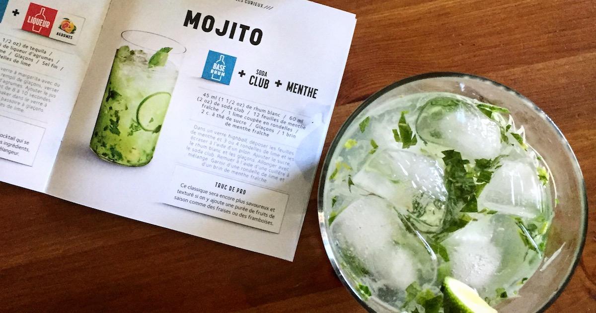 Bacardi Mojito en 9 étapes faciles, parfait pour le temps chaud!