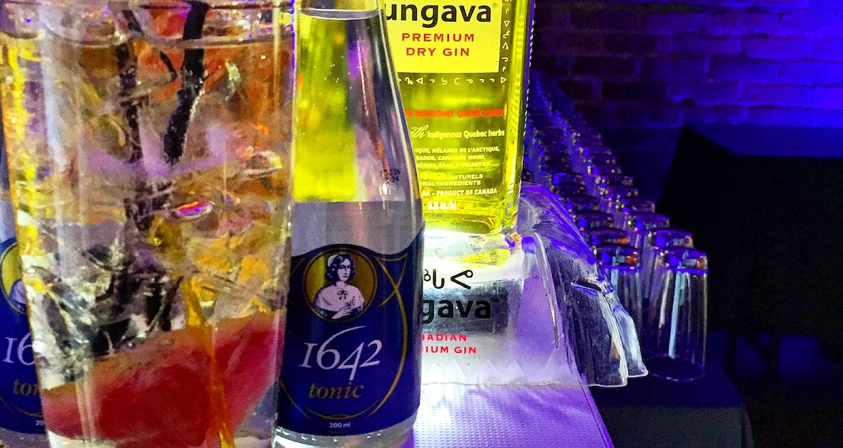1642 tonic - couverture