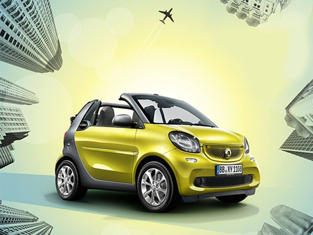 smart fortwo cabriolet 1
