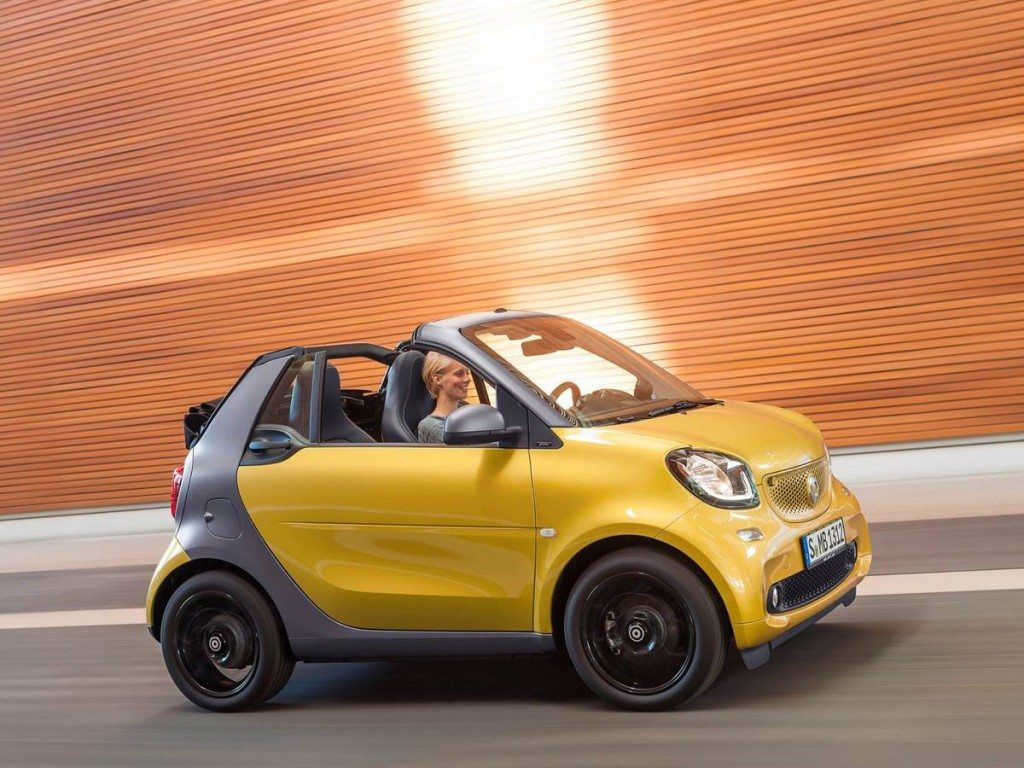 smart fortwo cabriolet 3
