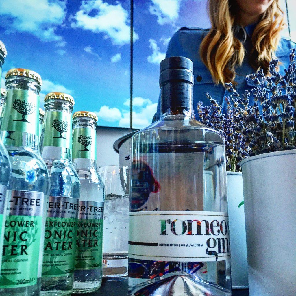 Romeo's Gin & Tonic