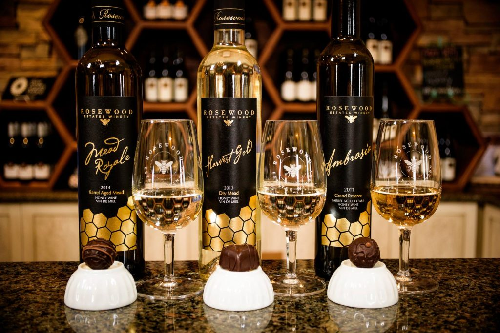 Hydromels - Rosewood Estates Winery