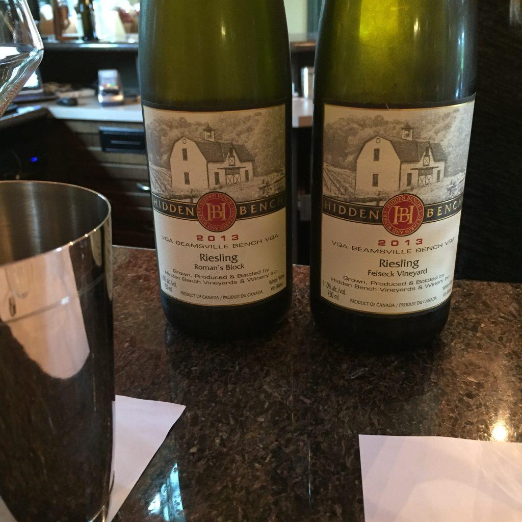 Hidden Bench Vineyards - Riesling