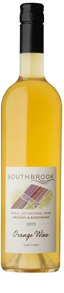 Small Lot Natural wine Orange Wine 2015 - Southbrook