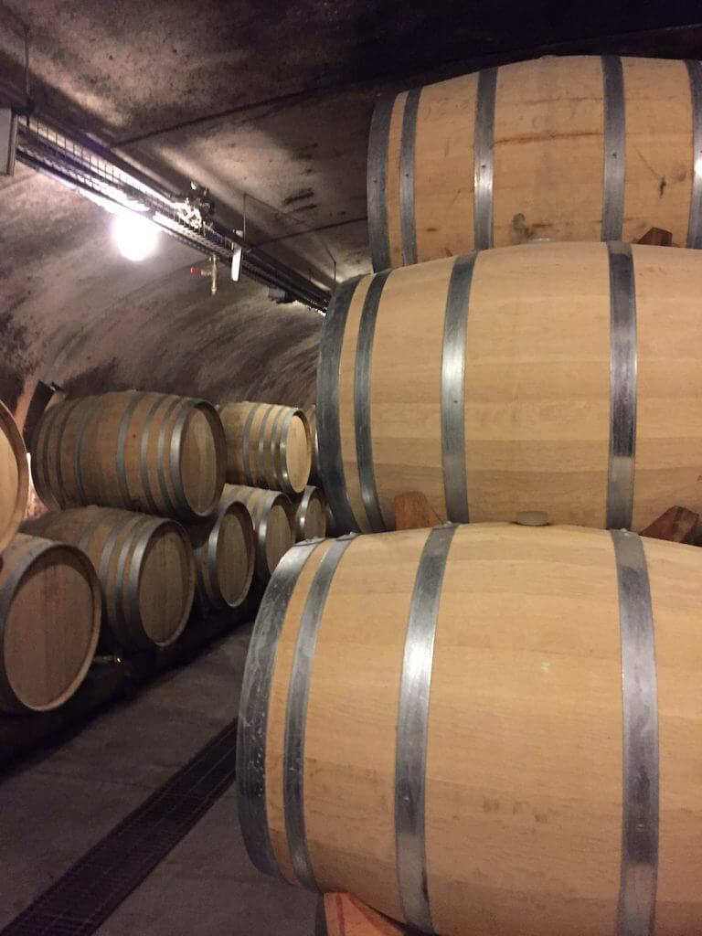 Caves Tawse Winery 1