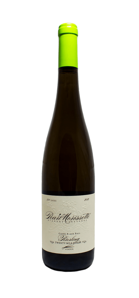 Domaine Pearl Morissette - 2013 Riesling Cuvée Black Ball - Bouteille
