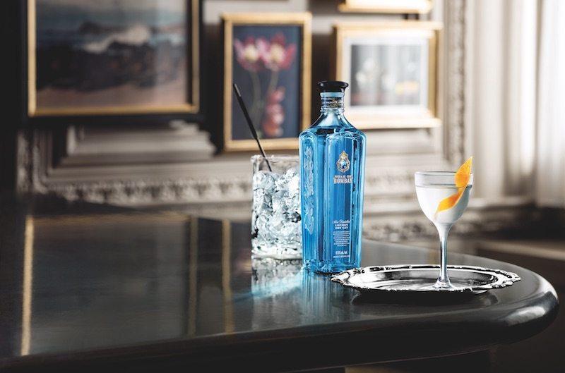 Star of Bombay Martini