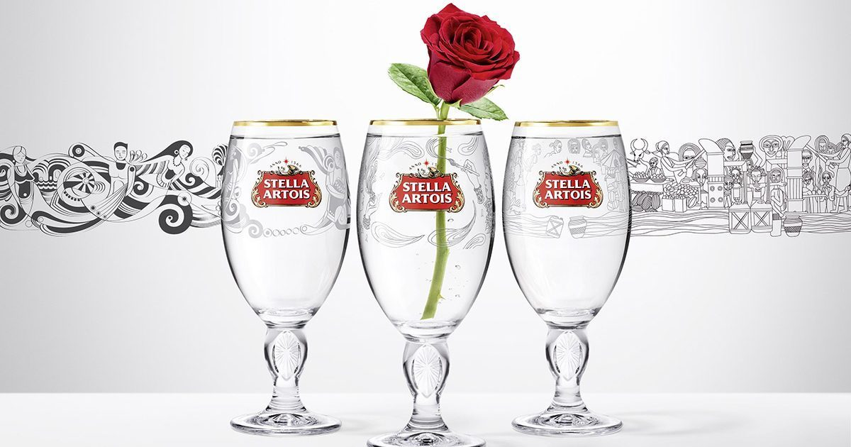 Stella Artois Buy A Lady A Drink - cover