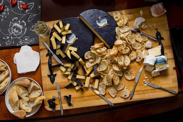 Nord du Nouveau-Brunswick -Fromages   Cheese 3 - Northern New Brunswick