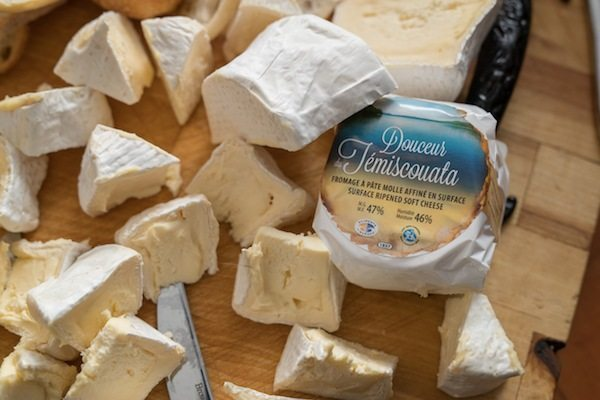 Nord du Nouveau-Brunswick -Fromages   Cheese 2 - Northern New Brunswick