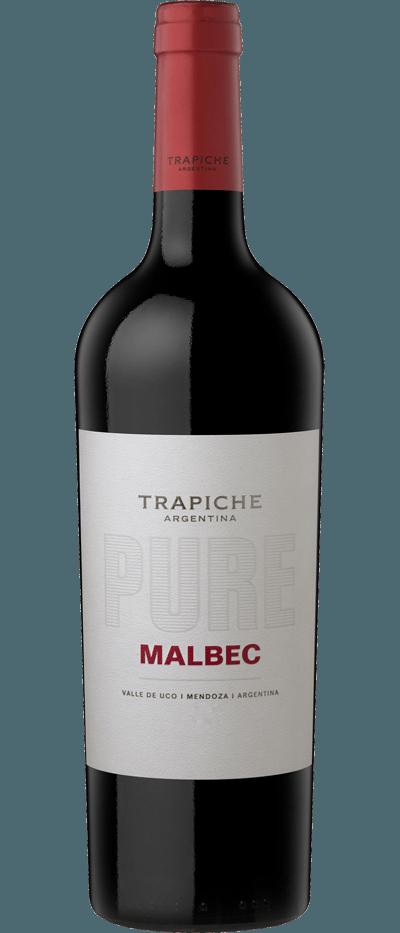 Trapiche PURE Malbec - 6 vins parfaits pour votre repas de Pâques