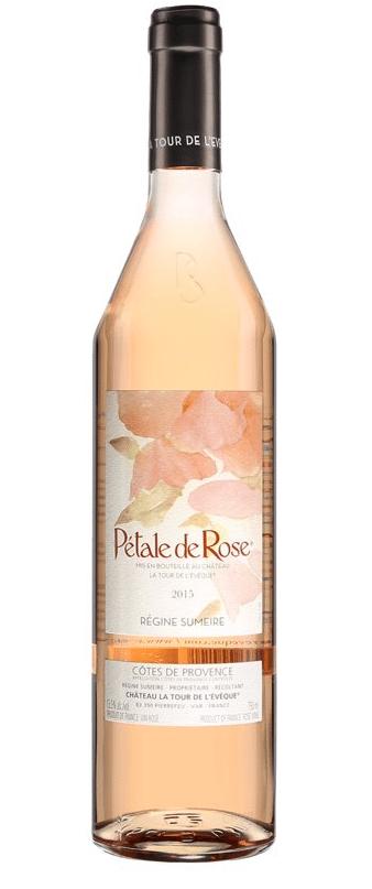 Pétale de Rose - Régine Sumeire - 6 vins parfaits pour votre repas de Pâques