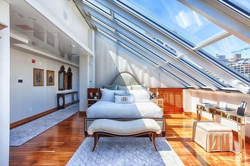 Lit - Suite Royale - le Mount Stephen Hotel
