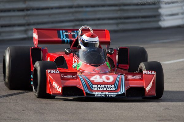 Martini et la F1 - Martini Racing - 1