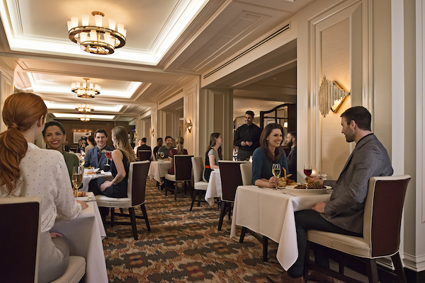 Aromes Restaurant