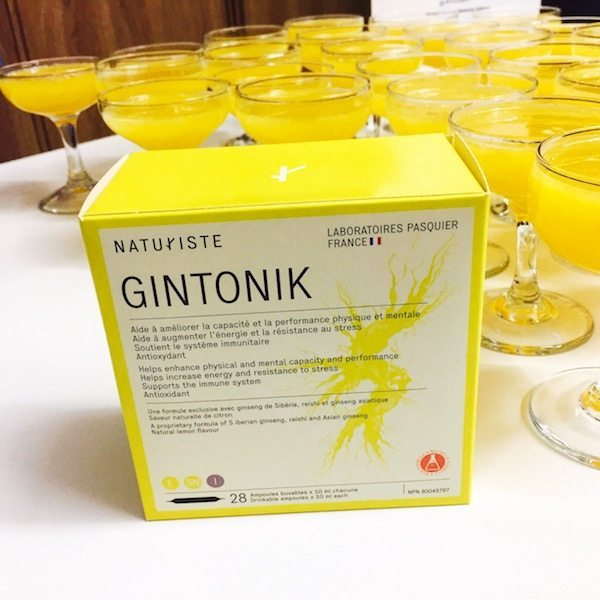 health products - gintonik