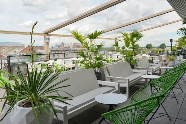 11 Terrasses à essayer à Montréal - 11 terraces to try in Montreal - Perché