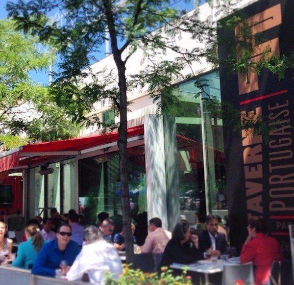 11 Terrasses à essayer à Montréal - 11 terraces to try in Montreal - Taverne F