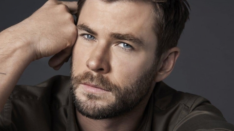 Chris Hemsworth est le nouvel ambassadeur du parfum BOSS BOTTLED