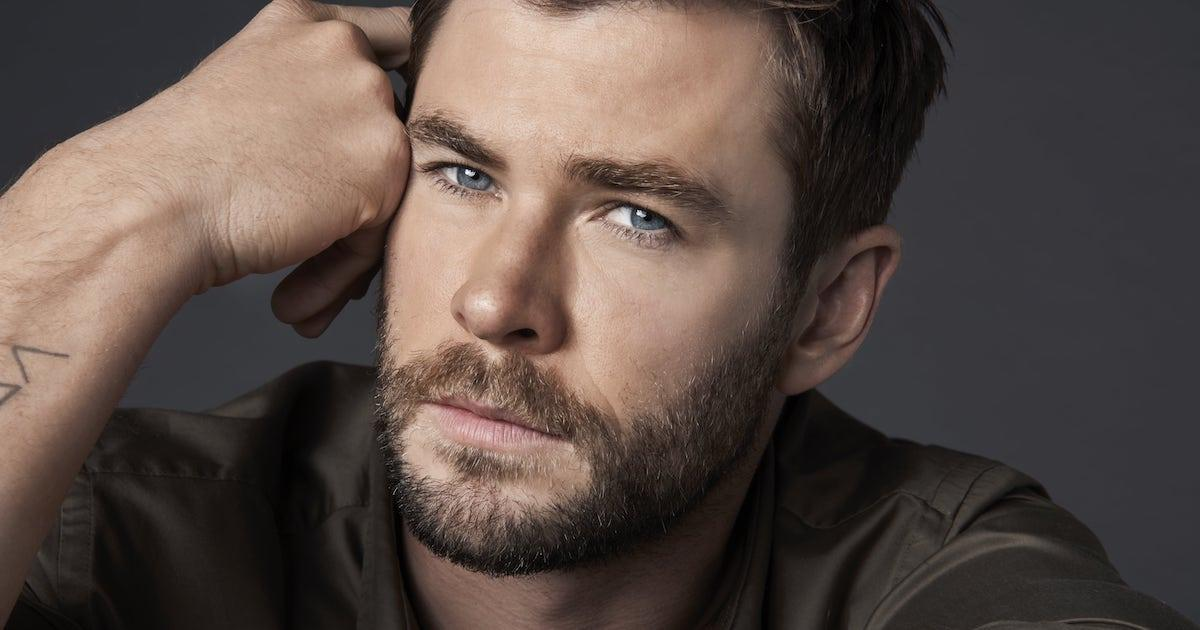 Chris Hemsworth nouvel ambassadeur du parfum BOSS BOTTLED