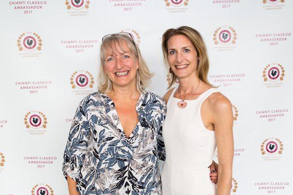 Les vins de Chianti Classico Wines - Michaela Morris et Véronique Rivest Crédit: JF Galipeau