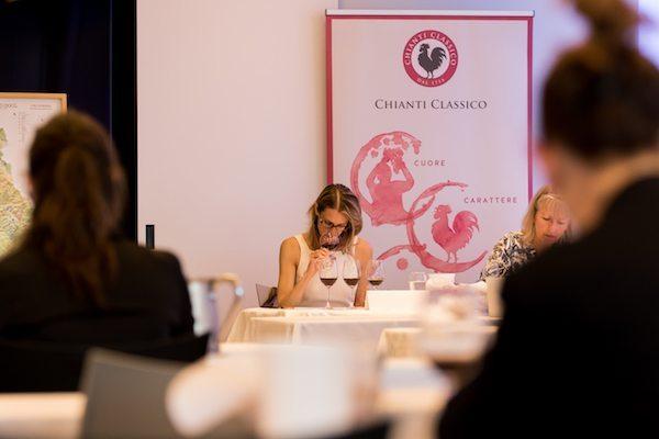 Les vins de Chianti Classico Wines -Michaela Morris
