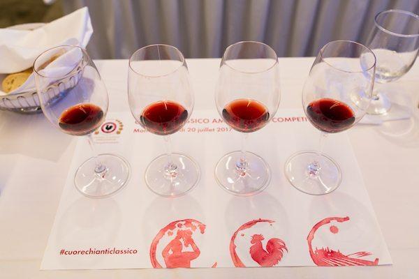Les vins de Chianti Classico Wines -Compétition 1
