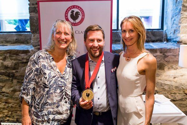 Les vins de Chianti Classico Wines - Véronique Rivest, Kler-Yann Bouteiller et Michaela Morris