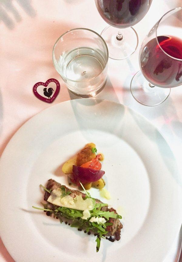 Les vins de Chianti Classico Wines - Contre-filet