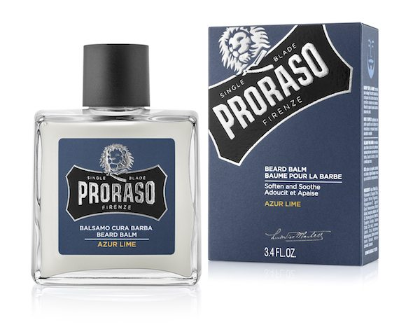 New Azur Lime Collection by PRORASO: The Beard Balm