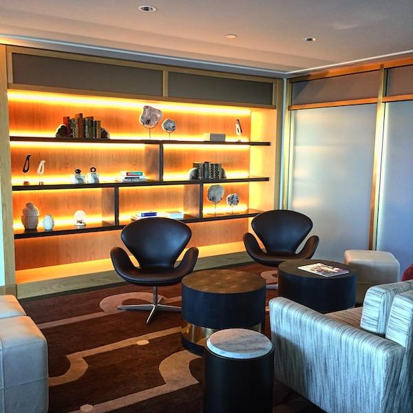 Fairmont The Queen Elizabeth - Fairmont Gold Lounge