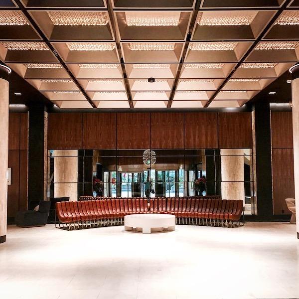 Fairmont The Queen Elizabeth - Hall
