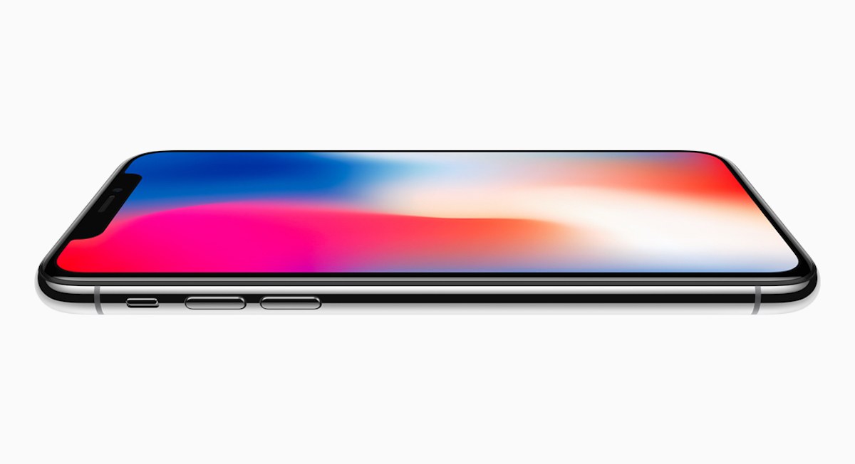 New Apple Products Fall 2017 -  iPhone X: The future has arrived