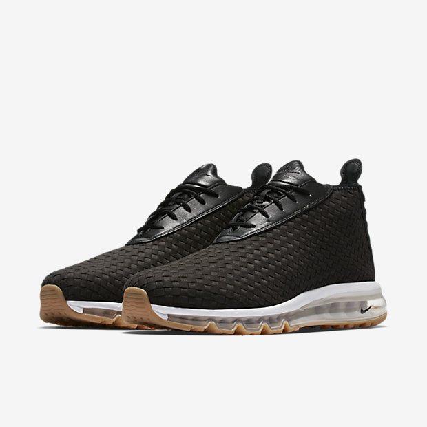 9 bottes d'automne pour hommes à avoir maintenant : NikeLab Air Max Woven