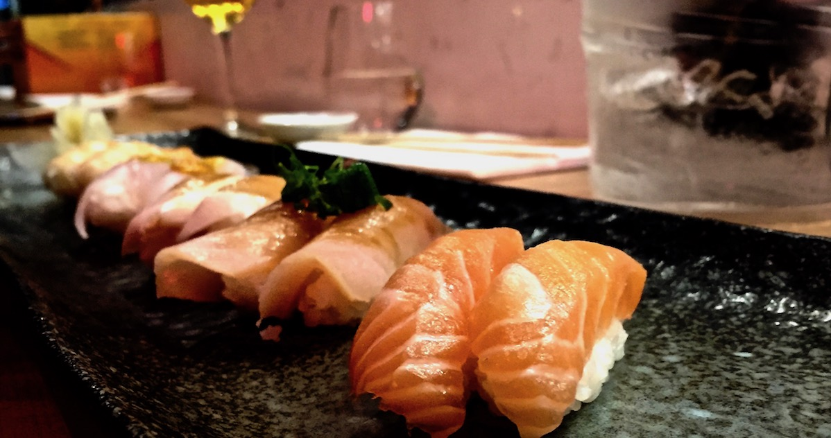 RYU Sushi is Dead. Long live the new RYU Sushi on Peel