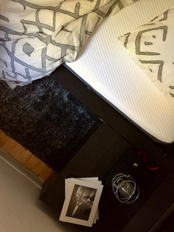 une nouvelle chambre avec Casper bureau 2