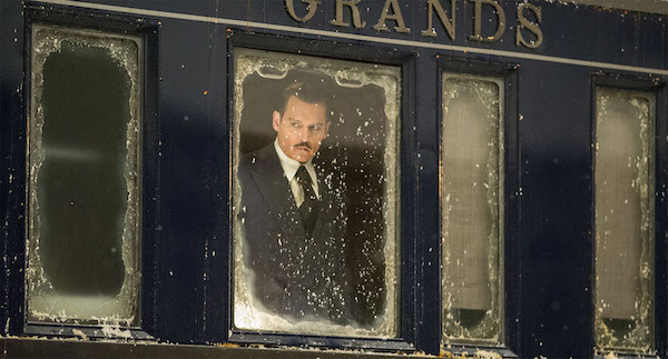 Le Crime de l'Orient-Express - Johnny Depp