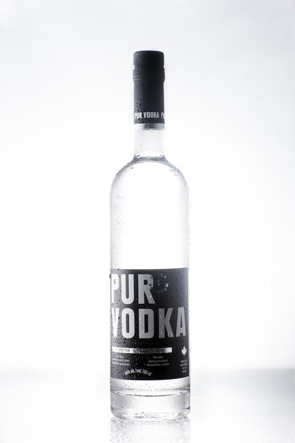 Pur Vodka 5 blanc