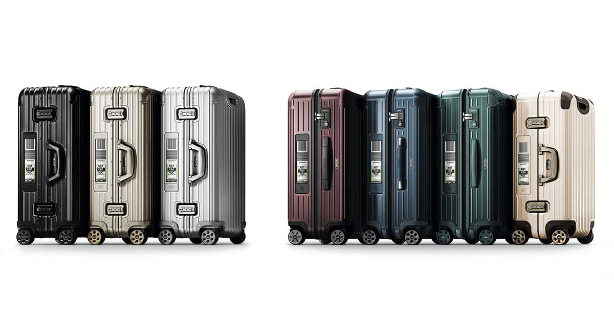 RIMOWA Luggages - Cover