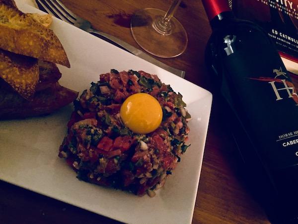 Tartare de Boeuf - Beef tartare 4