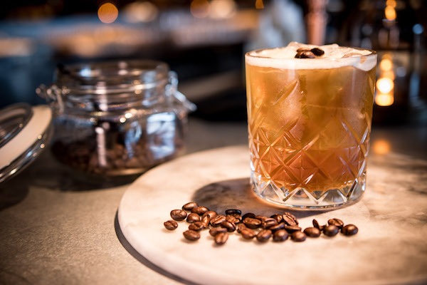1909 Taverne Moderne - -Coffee Old Fashioned & Jar