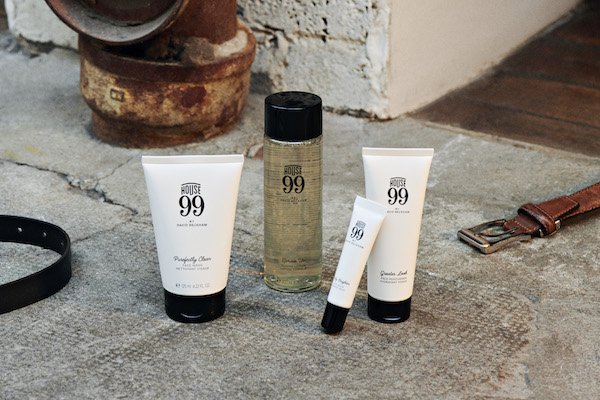 House 99 by David Beckham- Purefectly Clean - Spruce Up - Greater Look - Truly Brighter