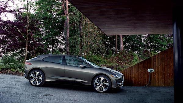 Jaguar I-PACE Concept - Charge