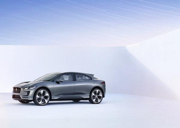 Jaguar I-PACE Concept - Design