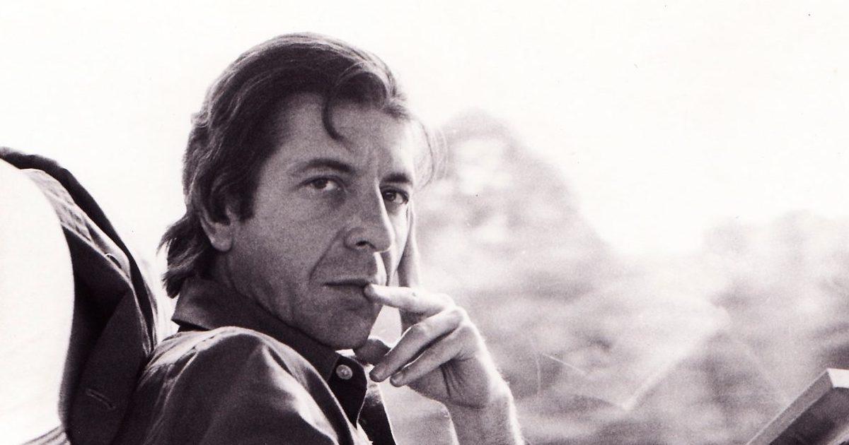 Dernière chance de voir l'expo de Leonard Cohen au MAC