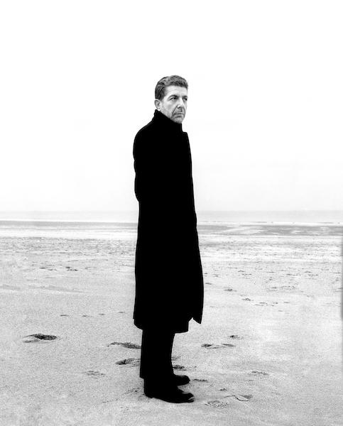 Leonard Cohen exhibit - Tourville