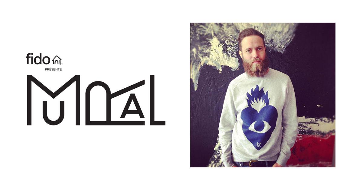 Festival Mural 2018: Entrevue avec André Bathalon