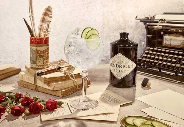 Le Hendrick's Gin & Tonic