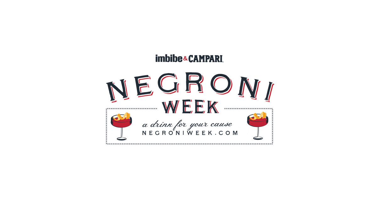 Negroni Week Cover