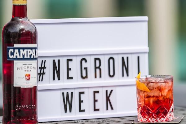 Semaine du Negroni 2018 - Logo
